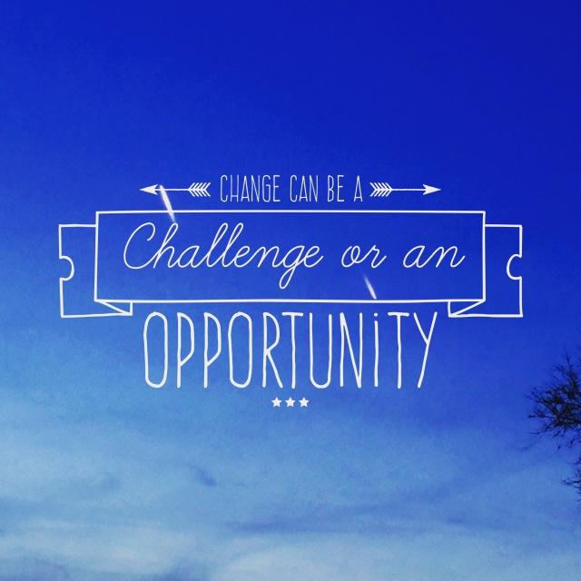 Change-Challenge-Opportunity
