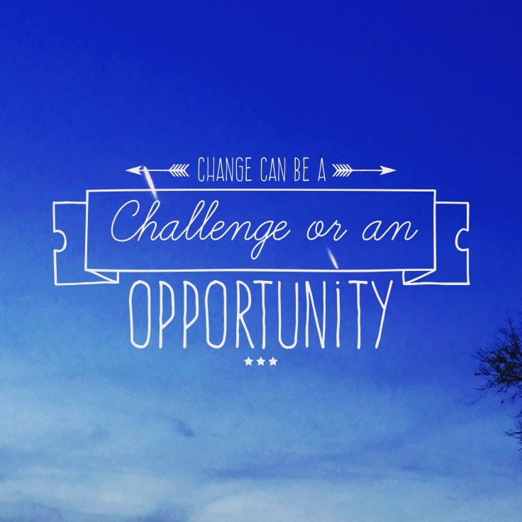 Change-Challenge-Opportunity
