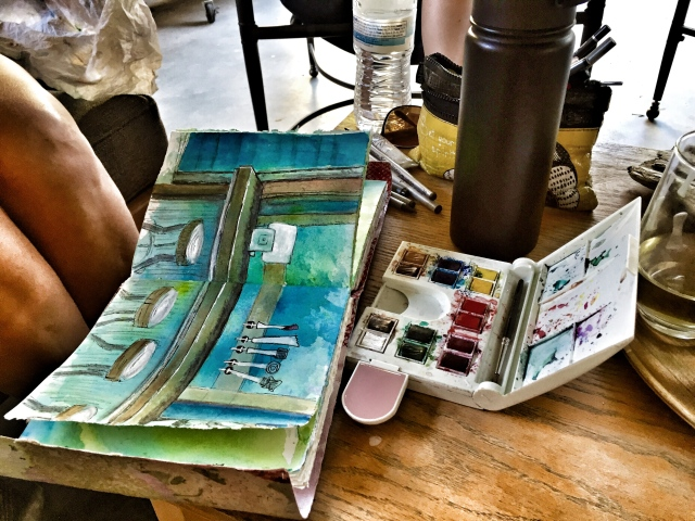 patio art Say Aug 26