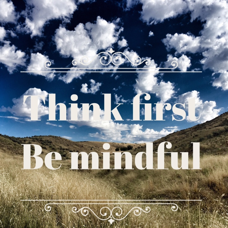 think-first-be-mindful