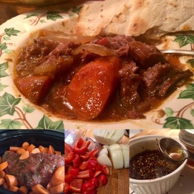 slow cooker carne guisada