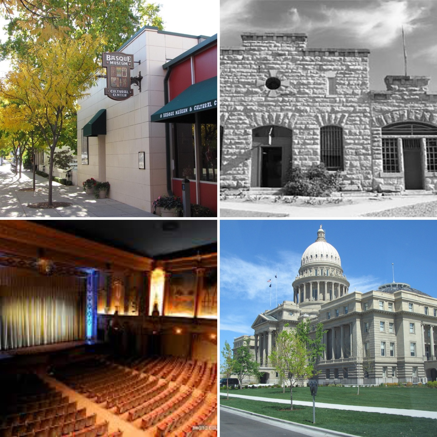 Cultural To Do in Boise Idaho