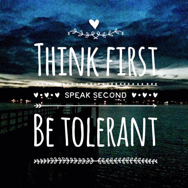 Think First, Speak Second`