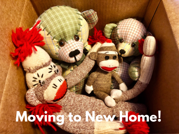 Moving to New Home!