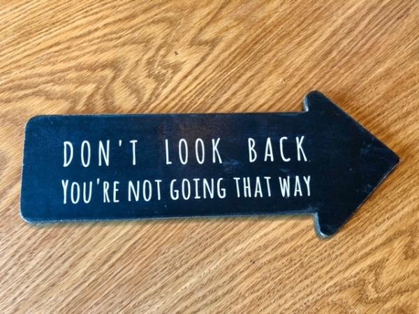 dont' look back